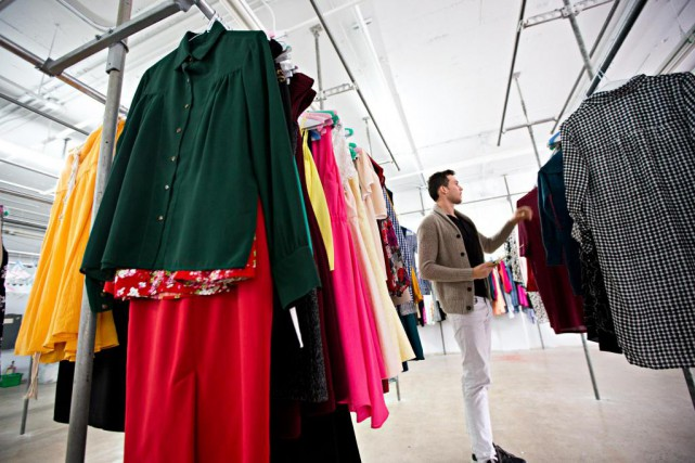 Les forfaits de la boutique Marie Chic permettent de... (Photo Patrick Sanfaçon, archives La Presse)