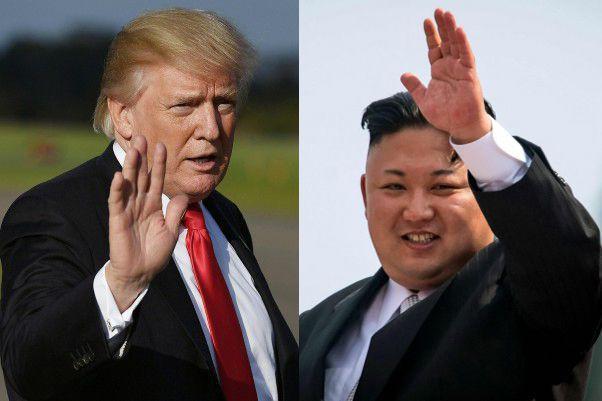nouvel ordre mondial | Trump se dit prêt à s'entretenir avec Kim Jong-un