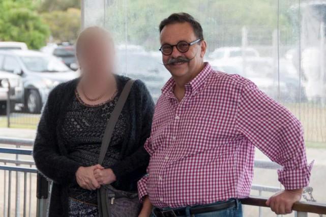 Le fraudeur et meurtrier australien Grant Mathiesen prétend... (PHOTO ARCHIVES LA PRESSE)