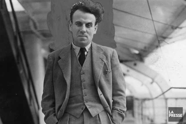 Louis Ferdinand Céline.... (Photo archives La Presse)