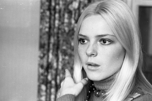 France Gall à Montréal en 1969.... (PHOTO MICHEL GRAVEL, ARCHIVES LA PRESSE)