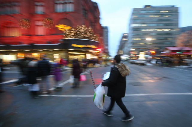Cartes decrédit, achats sur l'internet, programmes defidélisation... Plusieurs... (Photo Martin Chamberland, La Presse)