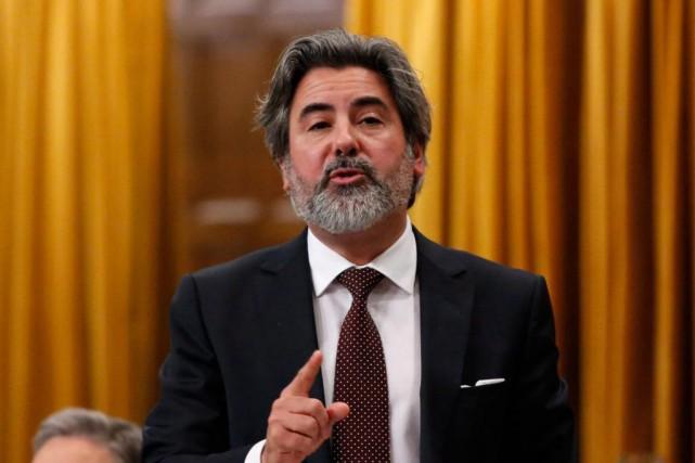 Le député libéralPablo Rodriguezcompte répéter le message que... (ARCHIVES PC)