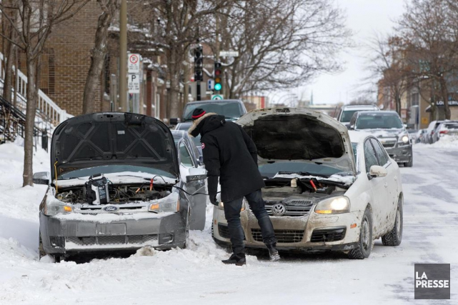 Par journées de grands froids, CAA effectue majoritairement... (Photo Robert Skinner, archives La Presse)