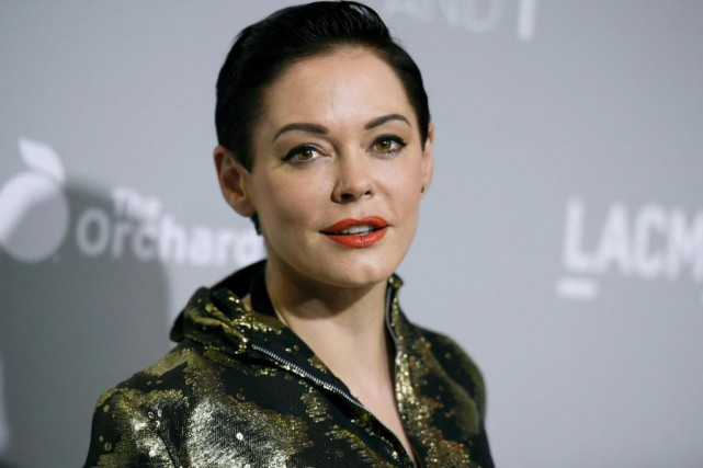 Rose McGowan... (photo Richard Shotwell, archives Invision/Associated Press)
