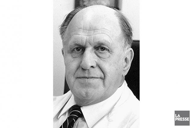 Jacques Genest, en 1986.... (Jean Goupil, archives La Presse)