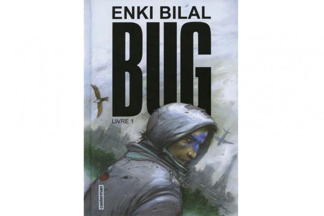 Bug... (Image fournie par Casterman)