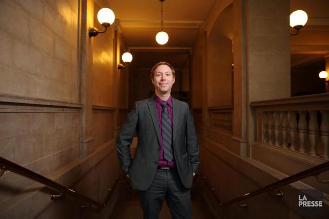 L'économiste Youri Chassin sera candidat pour la Coalition... (PHOTO Martin Chamberland, archives LA PRESSE)