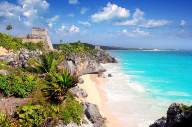 Riviera Maya, au Mexique... (Photo Tourisme Riviera Maya)