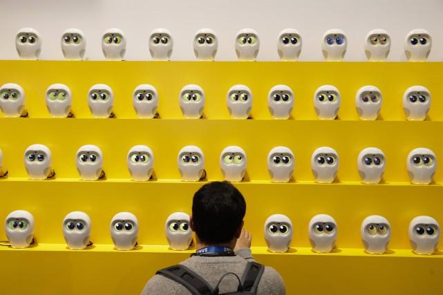 Les robots qui arrivent sur le marché ne... (AP)