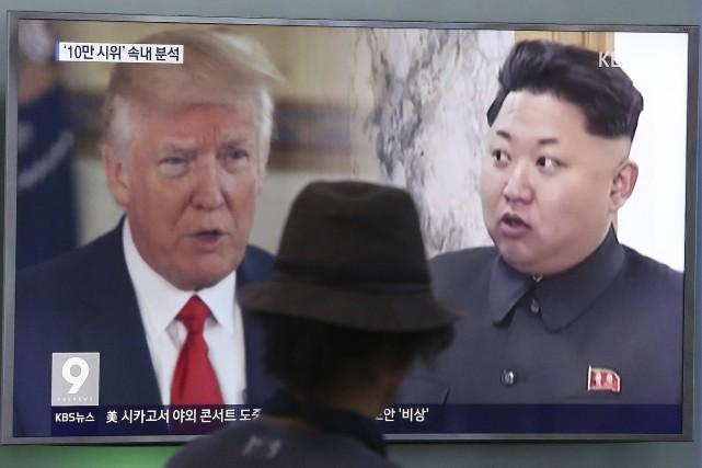 Si Donald Trump s'est engagé depuis son arrivée... (PHOTO AP)
