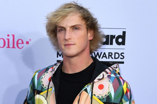 Logan Paul... (PHOTO AFP)