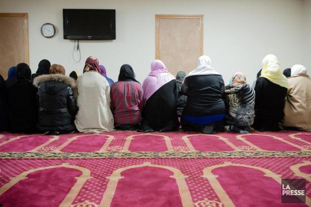 «Une journée de commémoration et d'action contre l'islamophobie... (PHOTO NINON PEDNAULT, ARCHIVES LA PRESSE)