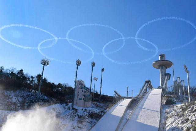 LesJeux olympiques de PyeongChang pourraient être ceux «de... (Photo AFP)