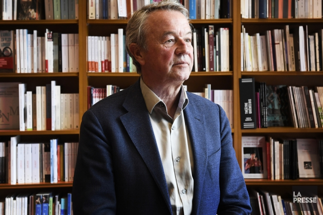 «Aucune date de publication n'était fixée à ce... (Photo Bernard Brault, archives La Presse)