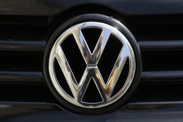 2017 a été une année-record pour Volkswagen.... (Photo archives AP)
