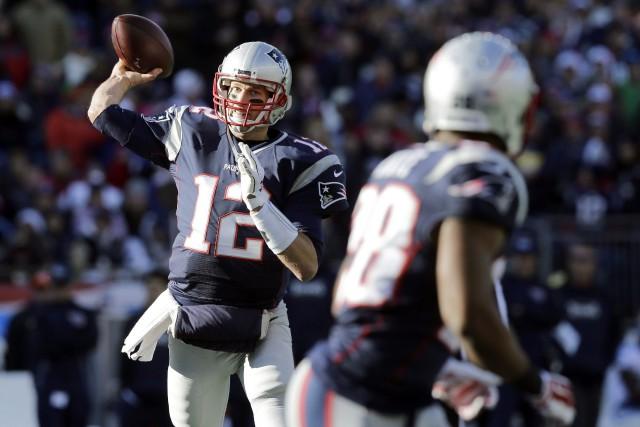 La semaine de Tom Brady a été marquée... (ARCHIVES AP)