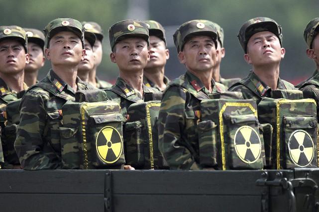 La Corée du Nord a réalisé six essais... (PHOTO ARCHIVES AP)