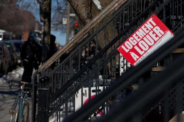 Les propriétaires sont autorisés à refiler les hausses... (Photo Ivanoh Demers, Archives La Presse)