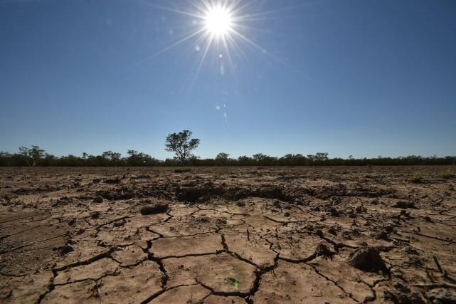 Vu la persistance des gaz dans l'atmosphère, le... (Photo Peter PARKS, AFP)