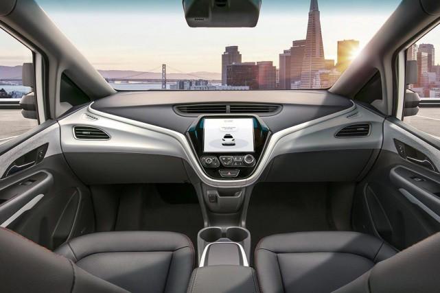 Dans ces voitures, ça ne servira plus à... (Image : General Motors)