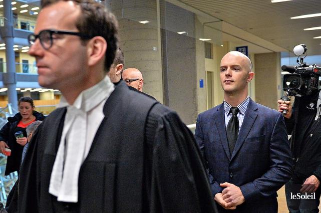 La Cour a jugé que la manoeuvre du... (Patrice Laroche, Le Soleil)
