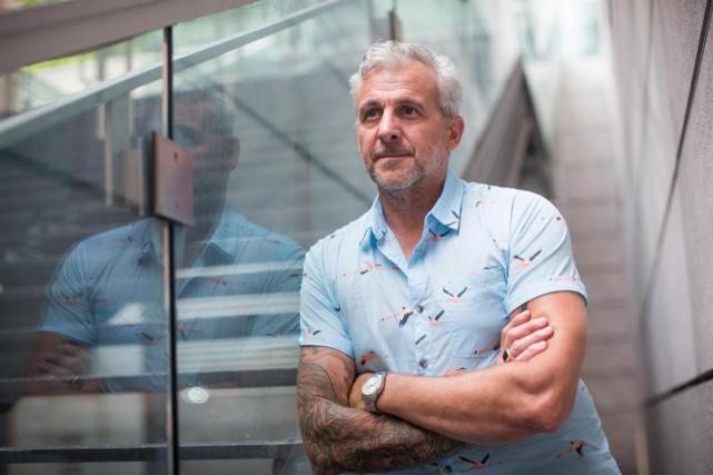 Patrick Huard est le porte-parole des36esRendez-vous Québec Cinéma.... (Photo Olivier PontBriand, Archives La Presse)