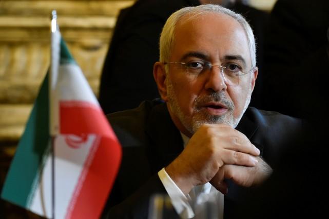 Javad Zarif Khonsari... (AFP)