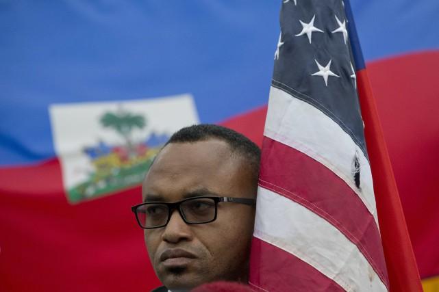 Les Haïtiens qui risquent de ne plus pouvoir... (AP)