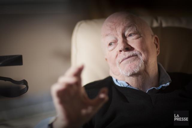 Le pèreEmmettJohns est décédéle 13 janvier à l'âge... (Photo André Pichette, archives La Presse)