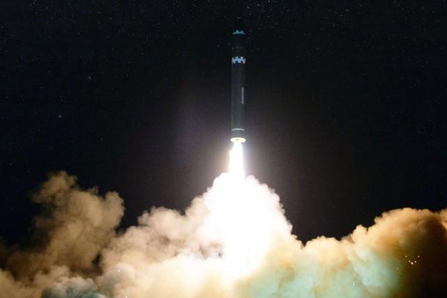 Les tensions entre le Japon et la Corée... (PHOTO ARCHIVES AGENCE KCNA)