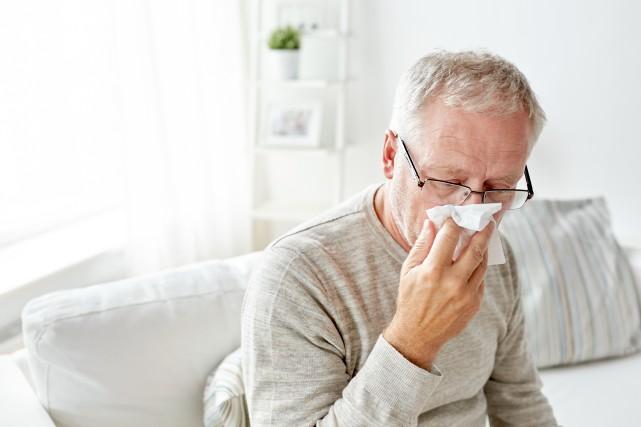 Les fêtes sont finies, le froid s'installe, le pic de la grippe aussi....