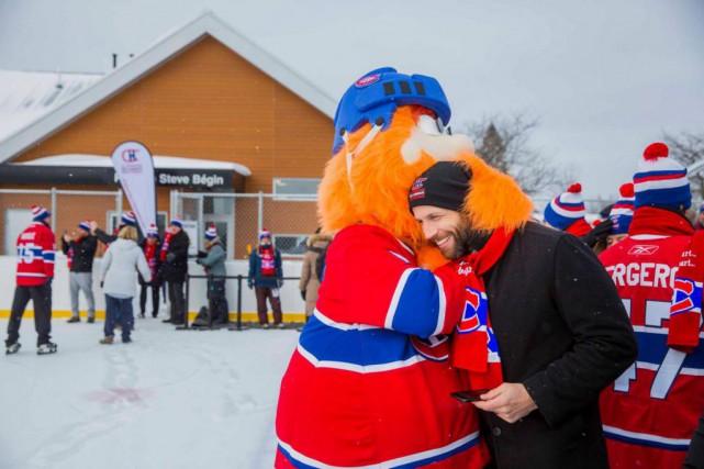 La Ville de Trois-Rivières a annoncé que le... (PHOTO TIRÉE DU COMPTE FACEBOOK DE LA FONDATION DES CANADIENS POUR L'ENFANCE)