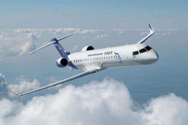 L'Iran serait prêt à acheter 10 avions à Bombardier