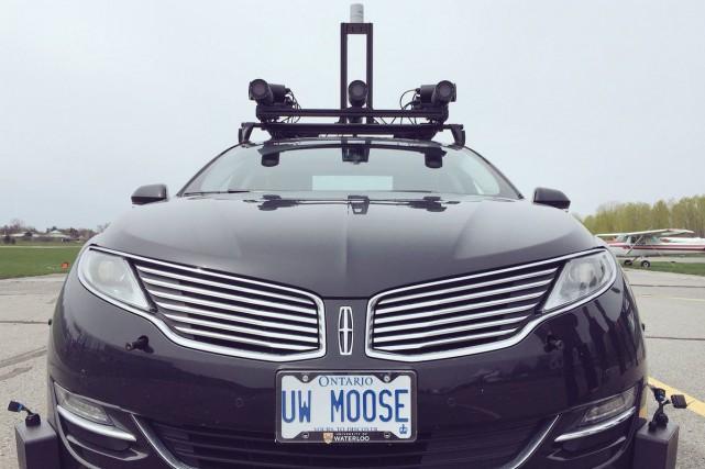 L'industrie ontarienne des véhicules autonomes est en plein...