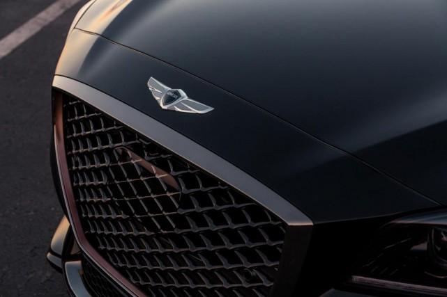 Genesis, marque de luxe de Hyundai, convoite une... (Photo Genesis)