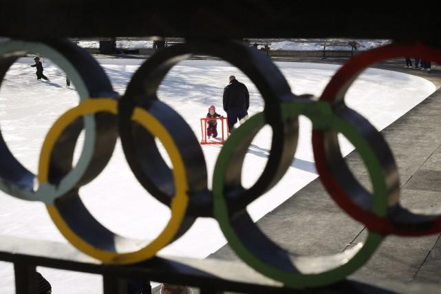 Quatre villes, Sion (Suisse), Stockholm (Suède), Calgary (Canada)... (Photo Jeff McIntosh, La Presse canadienne)