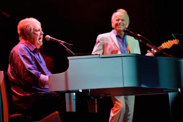 Brian Wilson a donné un spectacle mémorable en... (Photo Rob Grabowski, archives Associated Press)