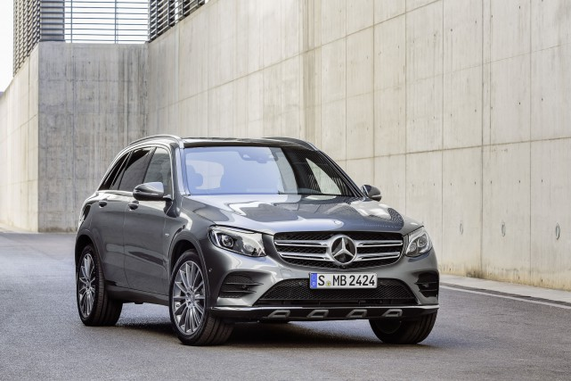 Mercedes-Benz GLC 350e 4MATIC....