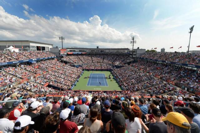 Le nombre de compétitions sportives présentées à Montréal... (Photo Bernard Brault, Archives La Presse)