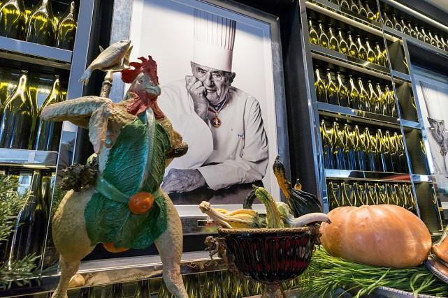Un portrait du «pape» de la gastronomie à... (PHOTO ROBERT PRATTA, ARCHIVES REUTERS)