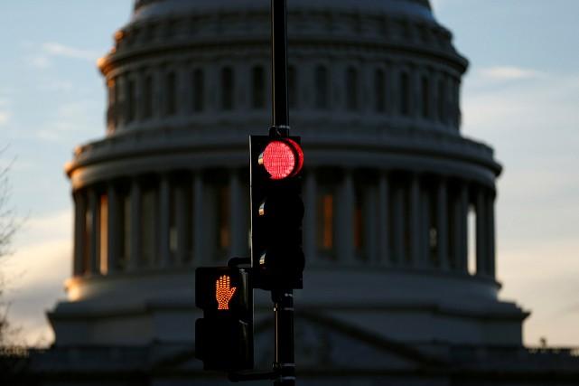 Bras de fer budgétaire à Washington, Trump à l'offensive