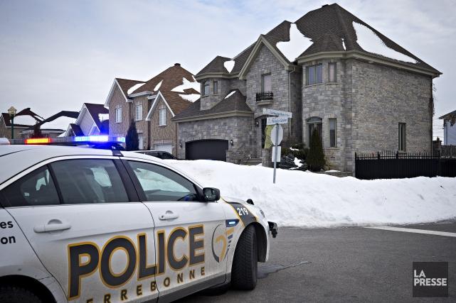 Un résidant de Terrebonne blessé dans une violation de domicile