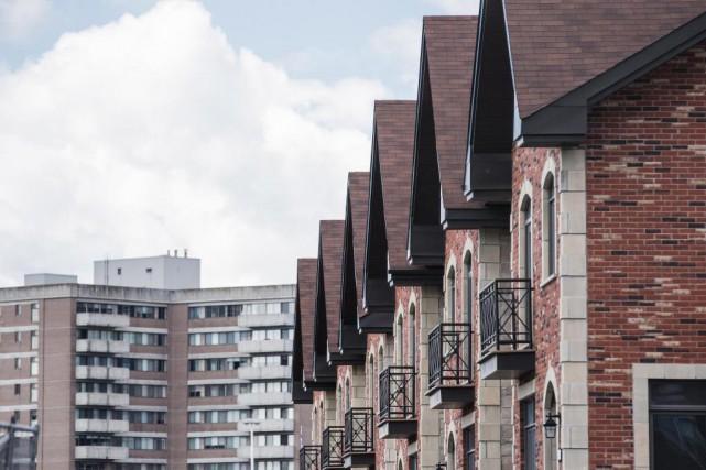 Si les ventes ont crû dans la province... (Photo Edouard Plante-Fréchette, Archives La Presse)
