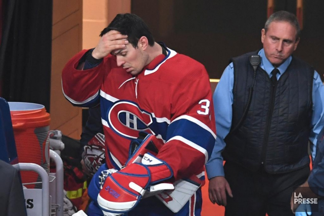 «Quand le club va se remettre à gagner,... (Photo Bernard Brault, La Presse)