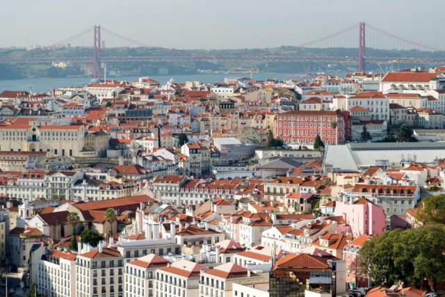 Lisbonne... (Photo Thinkstock)