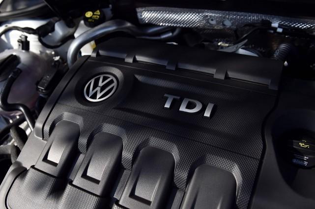 La justice vient d'autoriser un recours collectif qui demande à Volkswagen et à... (Photo Franck Fife, archives AFP)
