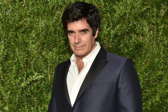 Le magicien David Copperfield... (Photo Evan Agostini, Archives Associated Press)