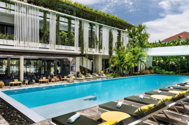 L'hôtel Viroth's a été élu meilleur hôtel du... (PHOTO TIRÉE DE TRIPADVISOR.COM)