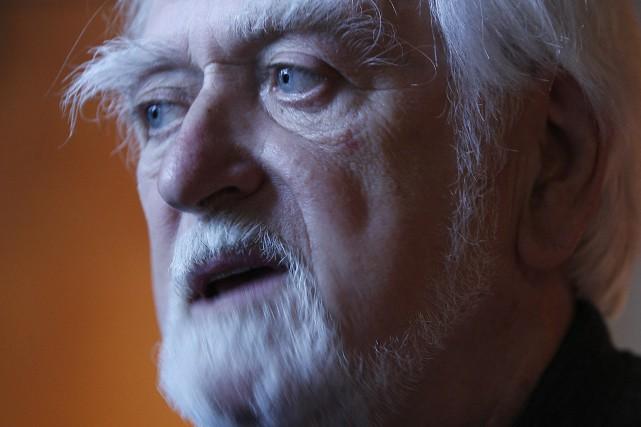 Jacques Languirand en 2006.... (Photo Patrick Sanfaçon, archives La Presse)